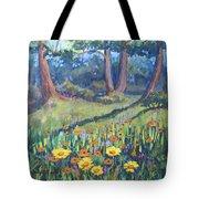 Demonstration Garden Tote Bag