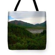 Denali National Park 2 Tote Bag