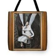 Dennice - Framed Tote Bag