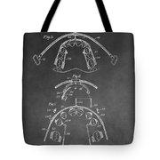 Dental Braces Patent Tote Bag