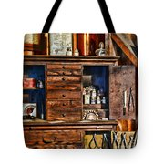 Dentist - A Place For Dental Tools Tote Bag