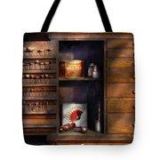 Dentist - Dental Burrs  Tote Bag by Mike Savad