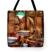 Dentist - In The Dentist's Office Tote Bag