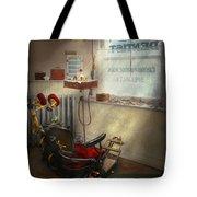 Dentist - Sb Johnston Dentist 1919 Tote Bag