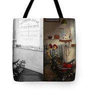 Dentist - S.b. Johnston Dentist 1919 - Side By Side Tote Bag