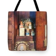 Dentist - Supplies For Making Dentures Tote Bag