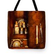 Dentist - The Dental Cabinet Tote Bag