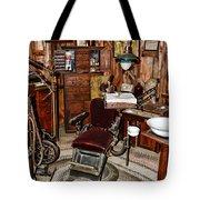 Dentist - The Dentist Chair Tote Bag