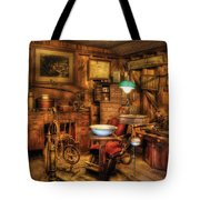Dentist - The Dentist Office Tote Bag by Mike Savad