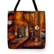 Dentist - Time For Your Next Appointment  Tote Bag by Mike Savad