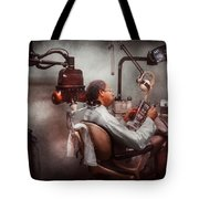 Dentist - Waiting For The Dentist Tote Bag