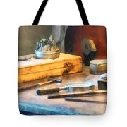 Dentist Workbench Tote Bag