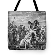 Dentistry, 18th Century Tote Bag