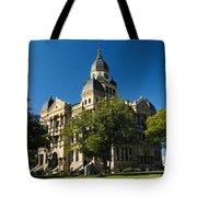 Denton County Courthouse Tote Bag