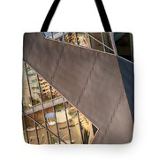Denver Diagonals Tote Bag