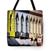 Denver Market Street Tilt Shift Tote Bag