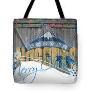 Denver Nuggets Tote Bag