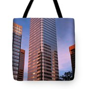 Denver Skyscraper Tote Bag