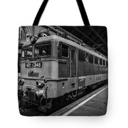 Departure From Budapest Tote Bag