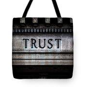 Depositors Trust Company Tote Bag