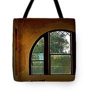Depot Window Tote Bag