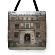 Derby Hall Osu Tote Bag