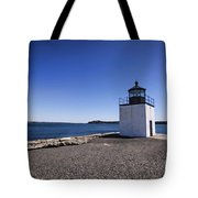 Derby Wharf Lighthouse Tote Bag