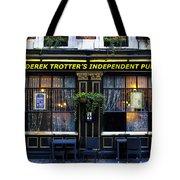 Derek Trotter's Pub Tote Bag