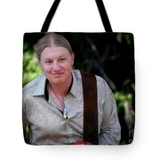 Derek Trucks Tote Bag