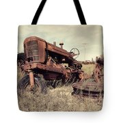 Derelict Marshall Tote Bag
