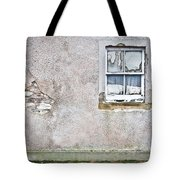 Derelict Window Tote Bag