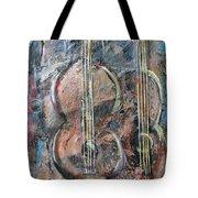 Derniere Chanson Tote Bag by Chaline Ouellet