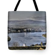 Derry View Tote Bag