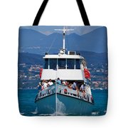 Desenzano. Lago Di Garda Tote Bag