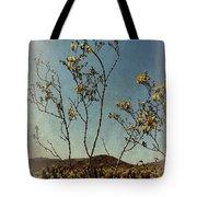 Desert Bloom Tote Bag