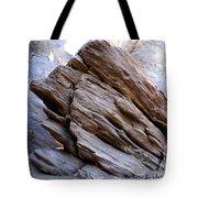 Desert Boulder Tote Bag