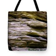 Desert Boulder Detail Tote Bag