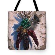 Desert Bow Tote Bag