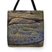 Desert Danger Tote Bag