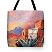 Desert Doorway Tote Bag
