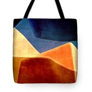 Desert Dunes Number 2 Tote Bag