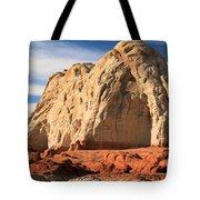 Desert Elephant Tote Bag