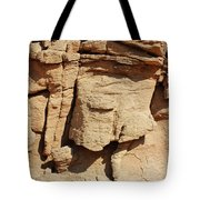 Desert Face Tote Bag