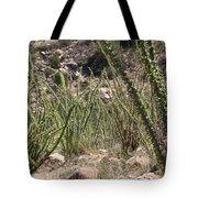 Desert Forest Tote Bag
