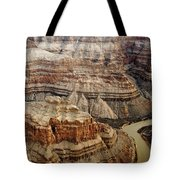 Desert Layers Tote Bag