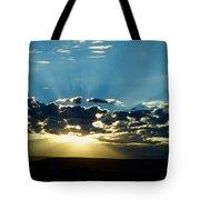 Desert Morning Tote Bag