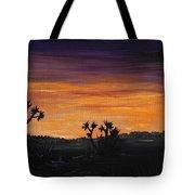 Desert Night Tote Bag by Anastasiya Malakhova