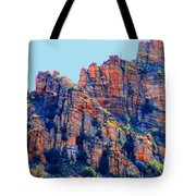 Desert Paint Tote Bag