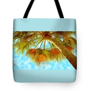 Desert Palm Tote Bag