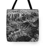 Desert Panorama Tote Bag